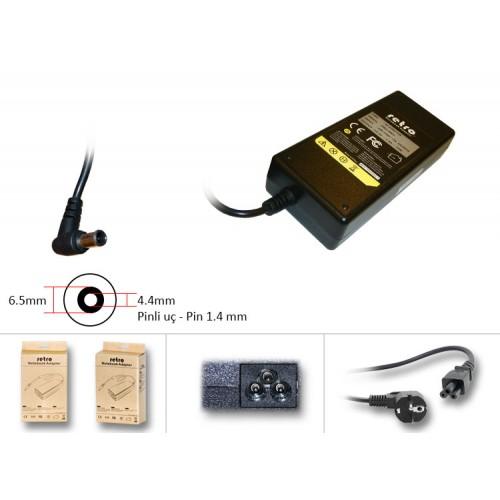 Sony 19.5V 3.9A 76W VGP-AC19V34 Notebook Adaptör RNA-SN05