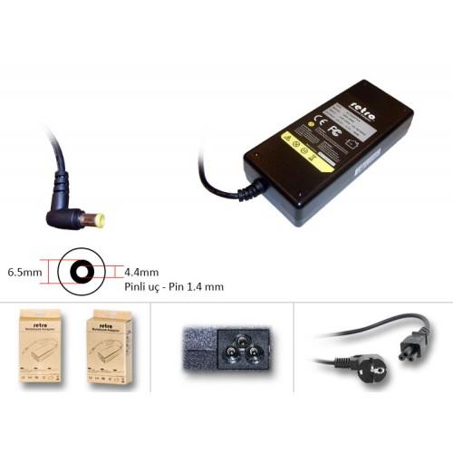 Sony 19.5V 4.1A 80W PCGA-AC19V3 Notebook Adaptör RNA-SN06