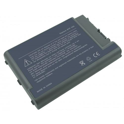 Acer Aspire 1450, Ferrari 3000, Travelmate 6000, 8000 Notebook Bataryası
