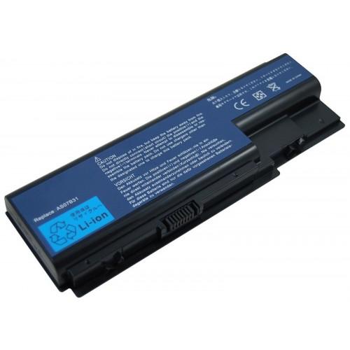 Acer Aspire 5710G, 5720G, 5930G Notebook Bataryası - 8 Cell