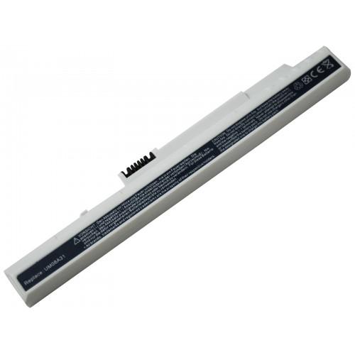 Acer Aspire One A110, A150, ZG5 - Notebook Bataryası - Beyaz