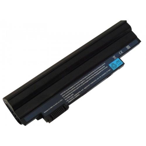 Acer Aspire One D255, D260, D270, Happy, 522, 722 Notebook Bataryası - Siyah