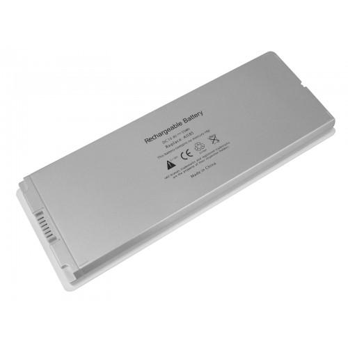 Apple A1185 MacBook 13-inch A1181 Notebook Bataryası - Beyaz