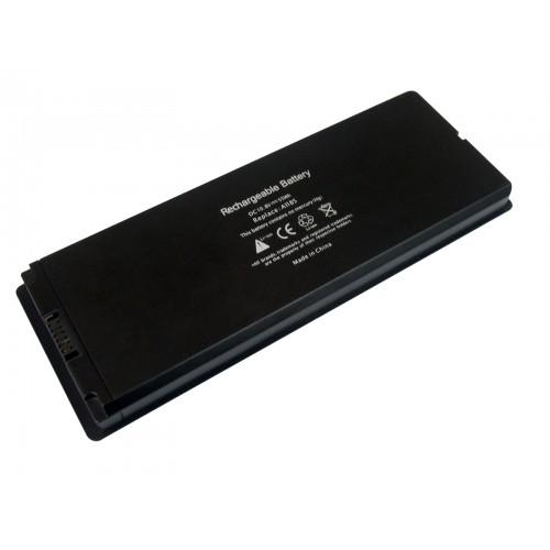 Apple A1185 MacBook 13-inch A1181 Notebook Bataryası - Siyah