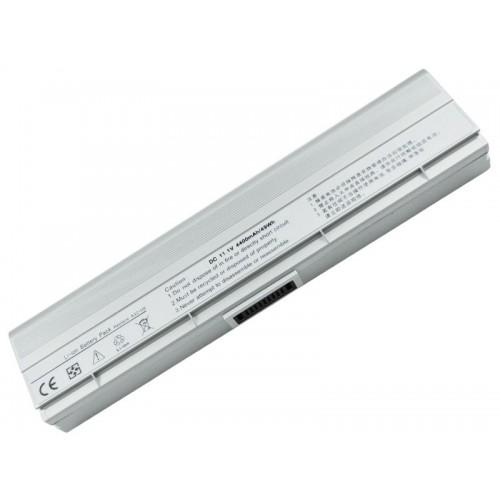 Asus U6E, U6S, U6V, A32-U6 Notebook Bataryası - Gümüş
