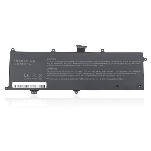 Asus VivoBook X201E, X202E, C21-X202 Notebook Bataryası