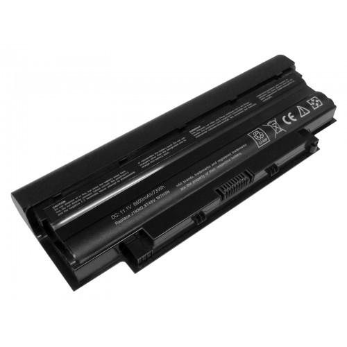 Dell Inspiron N5010, N5110, N7010 Notebook Bataryası - 9 Cell