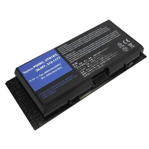 Dell Precision M4600, M4700 Notebook Bataryası - 6 Cell