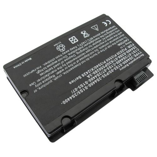 Fujitsu Siemens Amilo Pi2530, Pi2540, Pi2550 Notebook Bataryası - Siyah