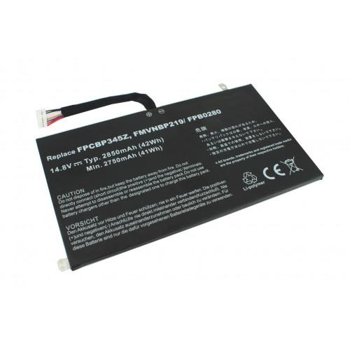Fujitsu LifeBook UH572 Notebook Bataryası