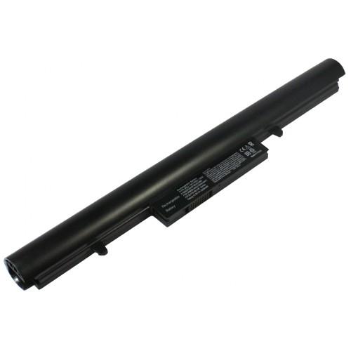 Grundig SQU-1201, SQU-1303 Notebook Bataryası - Siyah - 4 Cell