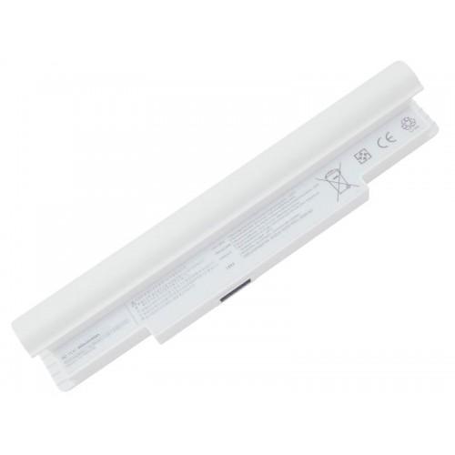 Samsung NC10, NC20, N120, N140, N510 Notebook Bataryası - Beyaz - 6 Cell