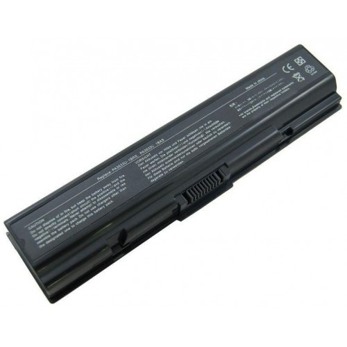 Toshiba Satellite A200, A300, A500, L300, L500 Notebook Bataryası - 9 Cell