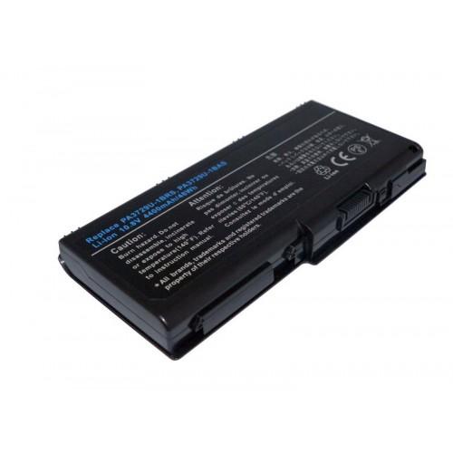 Toshiba Qosmio X500, Satellite P500, PA3729U-1BAS Notebook Bataryası - 6 Cell