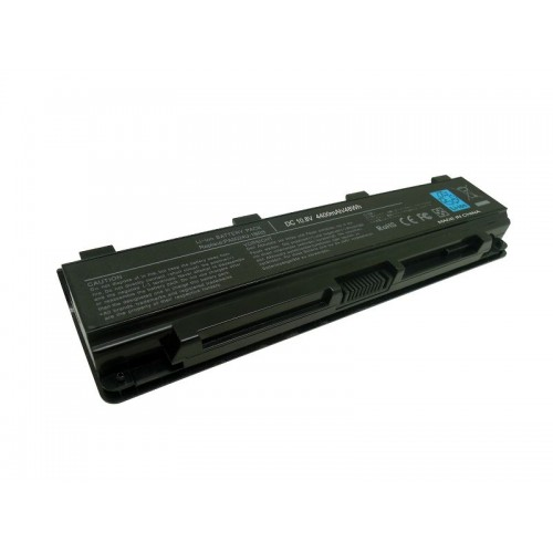 Toshiba Satellite C850, PA5024U-1BRS Notebook Bataryası - Siyah - 6 Cell