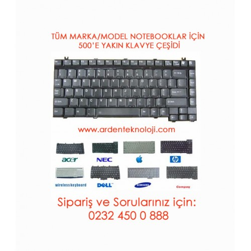 Apple MacBook Pro A1286 Uyumlu Nb Klv - Ver.2 - Siyah - TR