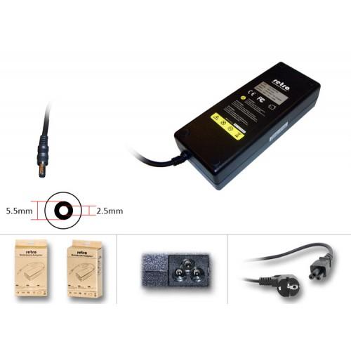 Fujitsu Siemens Amilo 20V 6A 120W Notebook Adaptör RNA-LS01