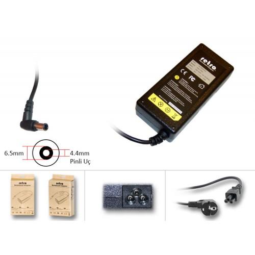 Fujitsu Siemens LifeBook 60W Notebook Adaptör RNA-FS01