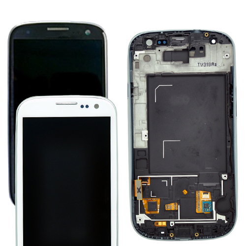 Samsung Galaxy S3 GT-i9300 LCD Ekran+Dokunmatik
